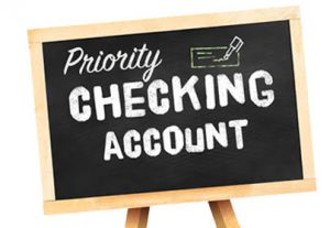Priority Checking Account
